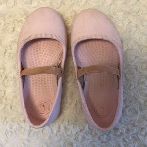 Native toddler girl's shoes